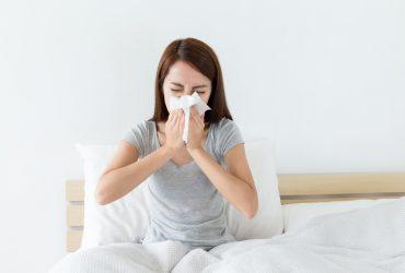 allergieen en slapen